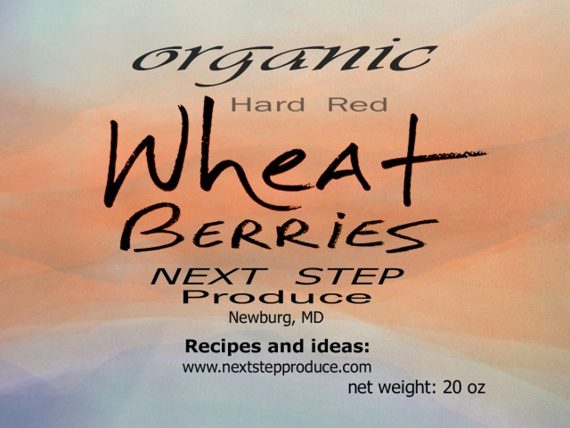 Wheat berries